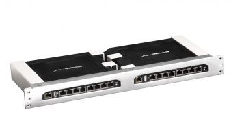 16-Port TOUGHSwitch PoE CARRIER