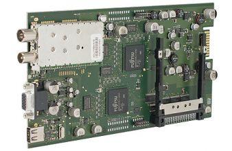 DVB-T2 or DVB-C into AV with CI, twin module