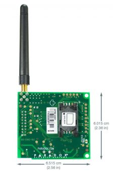 Plug-in Communicator Module GPRS12