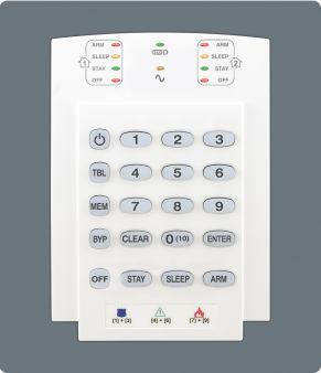 10-Zone Hardwired LED Keypad Module K10V