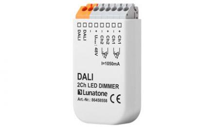 DALI 2Ch-LED-Dimmer
