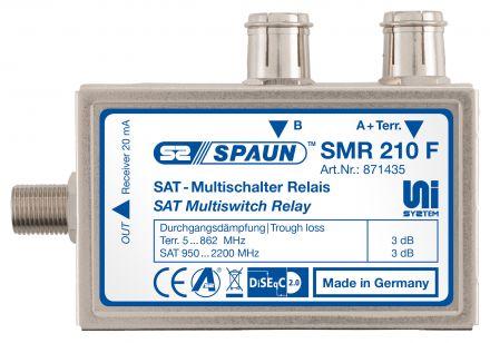 SMR 210 F
