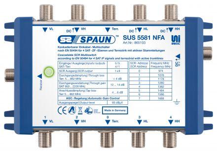 SUS 5581 NFA