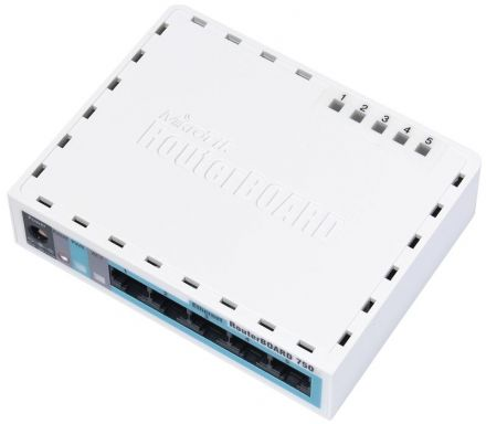 RouterBOARD 750