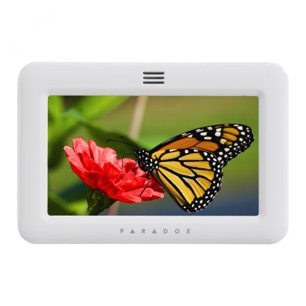 Intuitive Touchscreen TM50